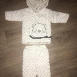 Новый детский костюм на малыша размер 68, Нижний Новгород