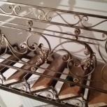 Лестницы на металлокаркасе и кованые перила, Нижний Новгород