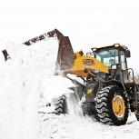 Чистка территорий от снега, Нижний Новгород