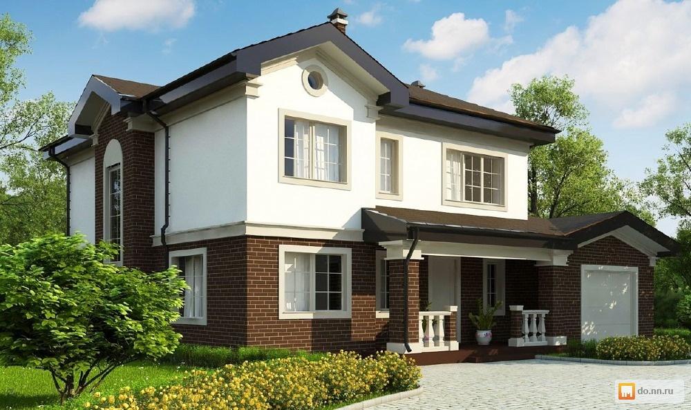 Строительство дома в нижним