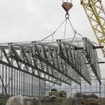 Стропильные и подстропильные фермы каркаса зданий пролётом до 100 м, Нижний Новгород