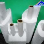 Скорлупа для труб 100 мм утеплитель из пенопласта - теплоизоляция труб, Нижний Новгород