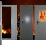 Двери противопожарные, металлические входные, Нижний Новгород