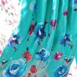 Шелковое платье 46-48 р, Нижний Новгород