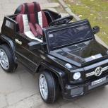 Детский электромобиль Mers O004OO VIP черный, Нижний Новгород