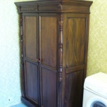 Антикварный шкаф начала 20 века с резьбой, Нижний Новгород