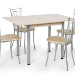 Стол со стульями новый в рассрочку с доставкой, Нижний Новгород