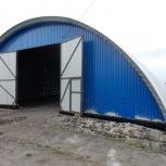 Строительство легких зданий из металла, ангары, зернохранилища, Нижний Новгород