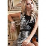 Комбинированное платье-мини, Нижний Новгород