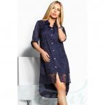 Шелковое платье-рубашка, Нижний Новгород