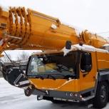 Автокран Liebherr LTM 1200/1, Нижний Новгород