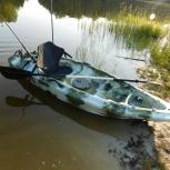 Каяк рыболовный пластиковый, Нижний Новгород