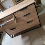 Мебель плюс комод лофт новая модель бесплатно привезу по, Нижний Новгород