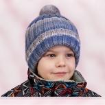 Новая шапка для мальчика ТуТу р-р 50-52, Нижний Новгород