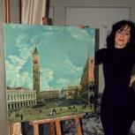 Картина от художника в подарок, Нижний Новгород