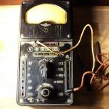 Продам раритетный антикварный прибор электроизмерительный  тестер Тт-1, Нижний Новгород