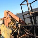 Прямая лопата для экскаватора ЭО-4225 б/у, Нижний Новгород