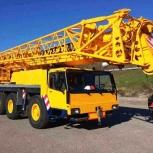 Аренда автокрана 120 тонн 56(67) метров LIEBHERR LTM 1120, Нижний Новгород