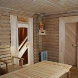 Отделка бани евровагонкой, Нижний Новгород