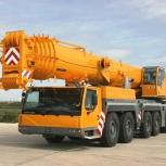Аренда автокрана LIEBHERR LTM 1250 250 тонн 72(94) метров, Нижний Новгород