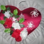 Сердце на свадебную машину, Нижний Новгород