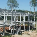 Изготовление металлоконструкций для строительства, Нижний Новгород
