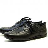 Новые туфли для мальчика, двойни Котофей, нат. кожа 36 р-р (23,5 см), Нижний Новгород
