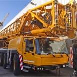 Аренда автокрана  GROVE GMK 5250L 250 тонн 70(99) метров, Нижний Новгород