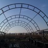 Навес для авто (каркас) металлический, Нижний Новгород