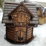 Домики для колодцев заказать, купить., Нижний Новгород