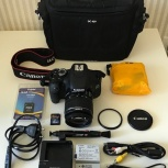 Фотоаппарат Canon EOS 600D Kit 18-55mm IS II, Нижний Новгород