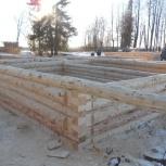 Сосновый сруб для бани 6х6 пятистенок, Нижний Новгород