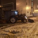 вывоз снега., Нижний Новгород
