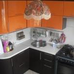 Кухня с колонкой на заказ, Нижний Новгород