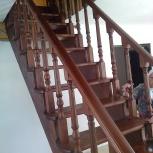 Лестницы из массива, Нижний Новгород