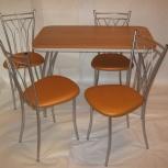 Производство стульев металлических бесплатно доста, Нижний Новгород