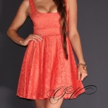 Продаю новое гипюровое платье на 42, 40-42, Нижний Новгород