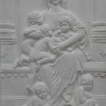 Барельеф,горельеф,рельефные фрески, Нижний Новгород