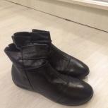 Продам ботиночки из натуральной кожи 34 размера, Нижний Новгород