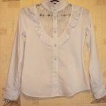 Продам новую школьную белую блузку, Нижний Новгород