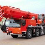 Аренда автокрана LIEBHERR LTM 1130 130 тонн 60(70) метров, Нижний Новгород