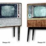 Куплю старые ламповые черно-белые и первые цветные телевизоры, Нижний Новгород