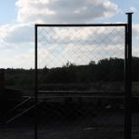 Ворота и калитки металлические, Нижний Новгород