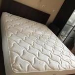 Кровать с матрасом 140Х200 бесплатно привезу в рассрочку, Нижний Новгород