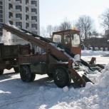 Уборка территорий от снега, Нижний Новгород
