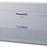 Офисная мини-АТС Panasonic KX-TEM824RU, Нижний Новгород