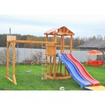 Москва Детская игровая деревянная площадка для дачи «Мадрид 27», Нижний Новгород
