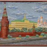 """3D Картина """"Московский Кремль"""", Нижний Новгород"""