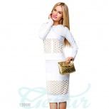 Перфорированный женский костюм, Нижний Новгород