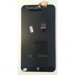 MEIZU Модуль (дисплей+тачскрин) для телефона Meizu MX4, Черный (Black), Нижний Новгород